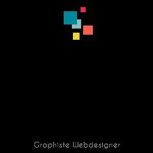 Logo La boite à pixels, graphiste webdesigner à Rodez en Aveyron