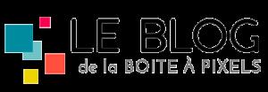 Logo du blog de la boite à pixels