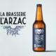 Bière triple de la Brasserie artisanale du Larzac, gamme bio